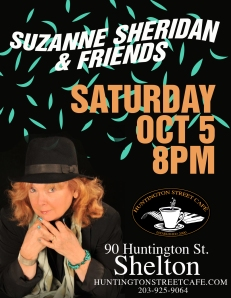 Suzanne Sheridan Returns - NOW AND ALWAYS!